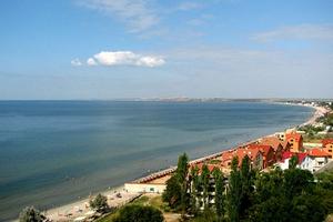 Панорама курорту Коблево